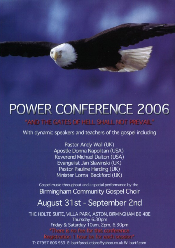 Power Conference 2006