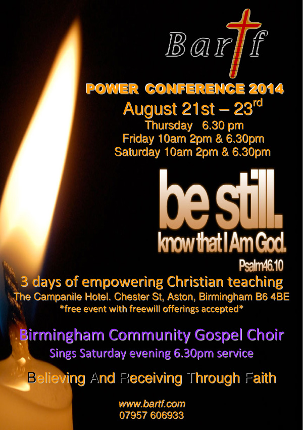 Power Conference 2014